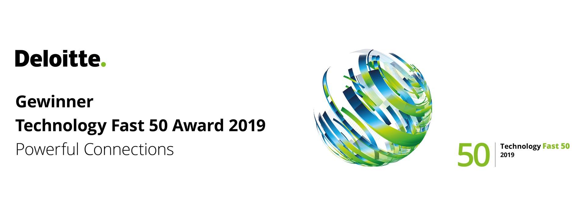 Deloitte Fast 50 Award for IdentPro